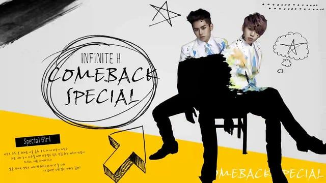 SBS 인기가요_ INFINITE H  Comeback Special  Copyright(c)2013 Exquisite.Shin All Rights Reserved.