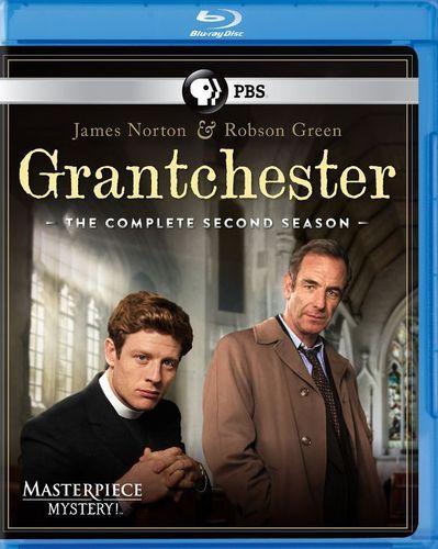 Masterpiece Mystery!: Grantchester: Season 2 [Blu-ray]