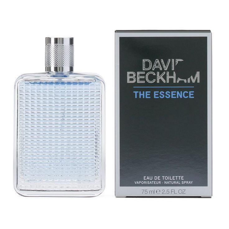 David Beckham The Essence Men's Cologne - Eau de Toilette, Multicolor