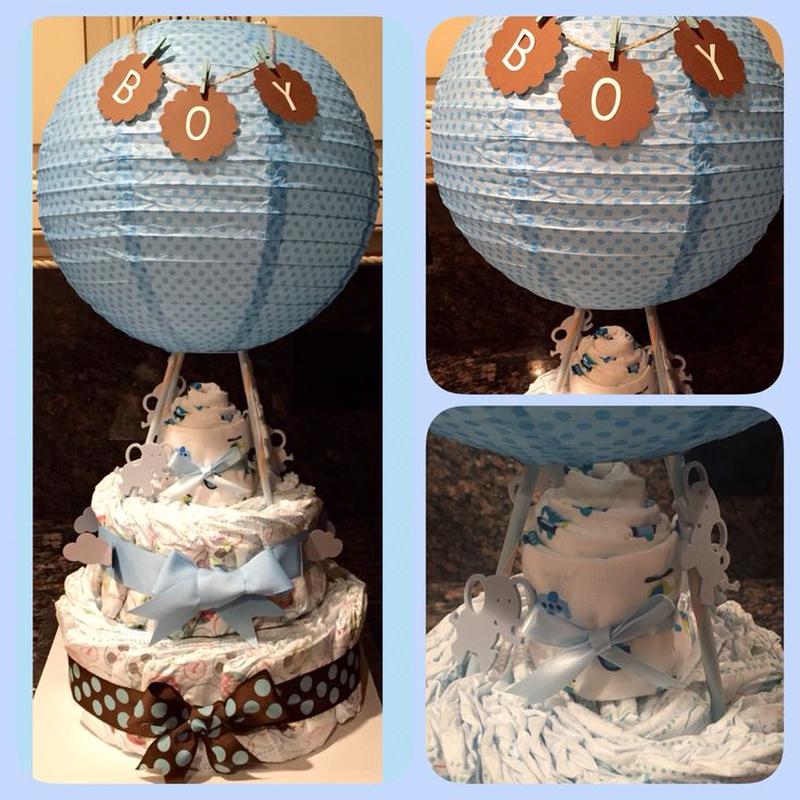 hot air balloon diaper cake nappy cakes etc pinterest cakes diaper cakes and shops. Black Bedroom Furniture Sets. Home Design Ideas
