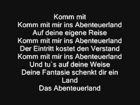 PUR Abenteuerland + Lyrics - YouTube