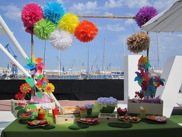 Candy bar buffet de chucher as ideas originales para - Ideas de cumpleanos originales ...