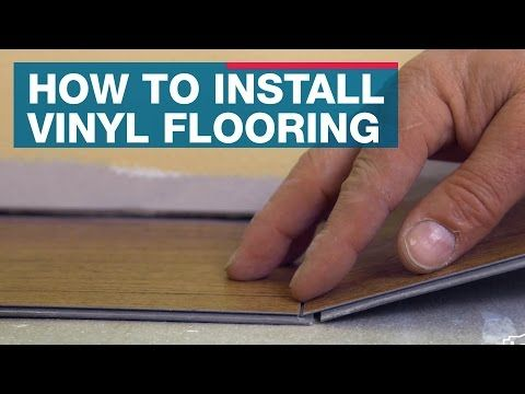 How to Install Vinyl Plank Flooring - YouTube