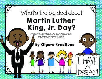 Whats The Big Deal About Martin Luther King Jr Day