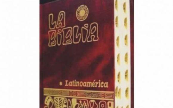 La biblia Catolica Latinoamericana con Indice