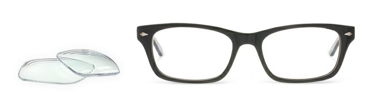 New Lenses in your existing frames at Glasses Direct