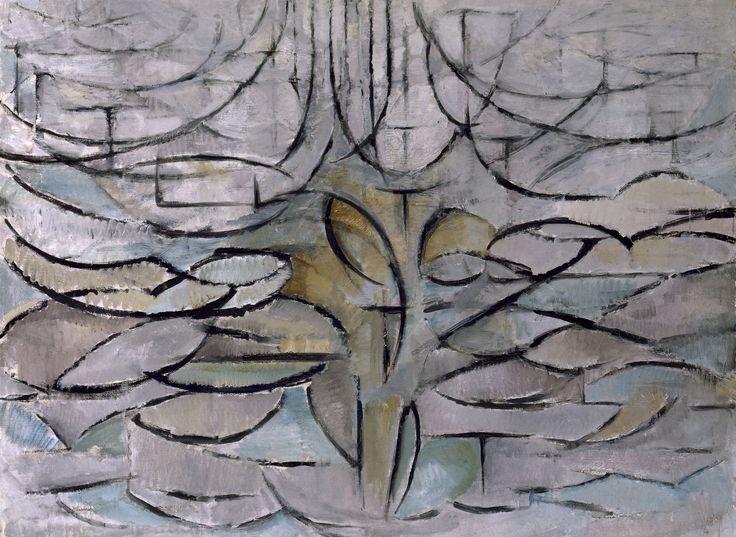 Gemeentemuseum Den Haag   Mondrian and Cubism – Paris 1912-1914