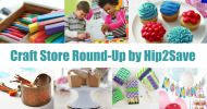 Craft Store Coupon Roundup: A.C. Moore, Michaels, Jo-Ann Craft Stores & Hobby Lobby