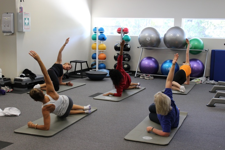 Pilates Classes in our gym are now open for all King's mums. Contact our office for details.