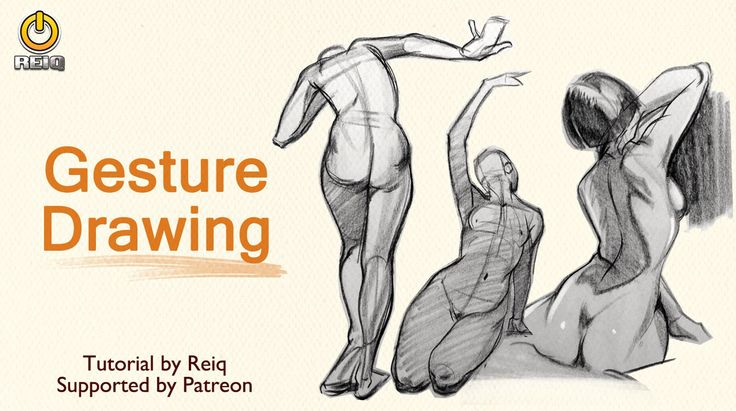 """""""Gesture Drawing Tutorial"""" by Reinaldo Quintero a.k.a Reiq* • Blog/Website   (http://www.reiquintero.com) • Support   (https://www.patreon.com/reiq)  ★    CHARACTER DESIGN REFERENCES™ (https://www.facebook.com/CharacterDesignReferences & https://www.pinterest.com/characterdesigh) • Love Character Design? Join the #CDChallenge (link→ https://www.facebook.com/groups/CharacterDesignChallenge) Promote your art in a community of over 100.000 artists!    ★"""