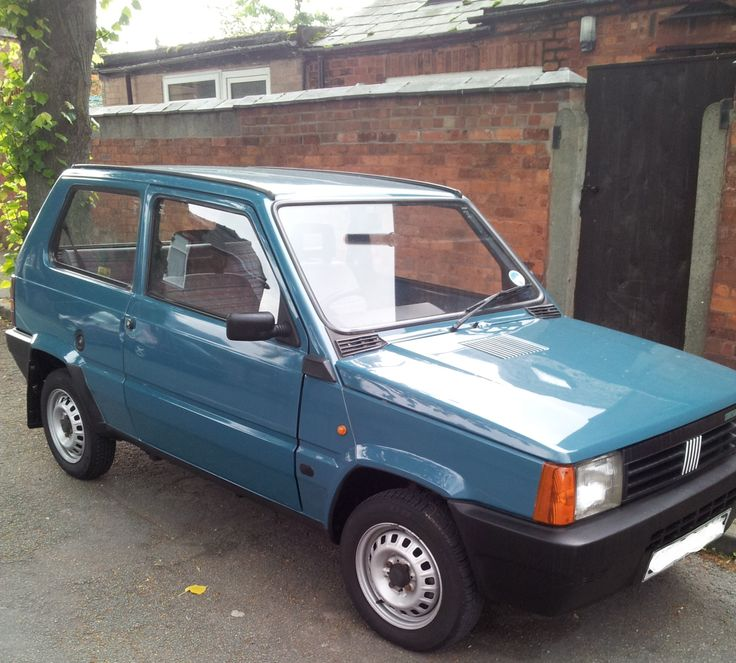 Fiat Panda 750L - 34hp of pure Italian fury