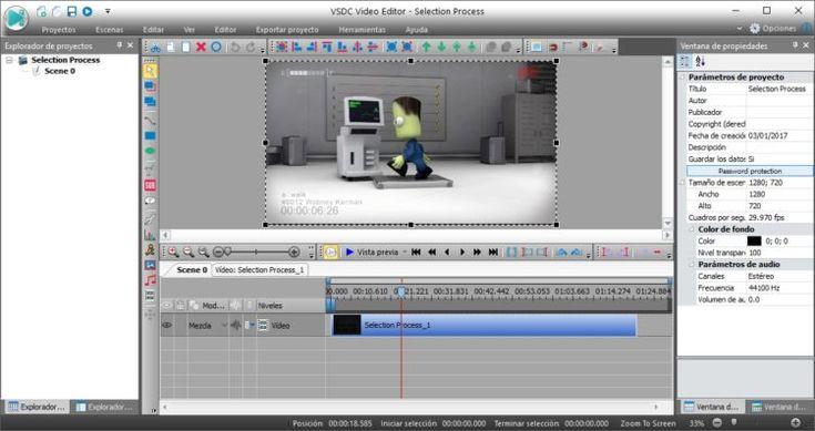VSDC Free Video Editor: Editor de vídeo profesional y gratuito  - https://www.vexsoluciones.com/noticias/vsdc-free-video-editor-editor-de-video-profesional-y-gratuito/