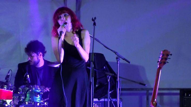 Nathalie - Ti sento (live @Camino di Oderzo, 27 agosto 2016)