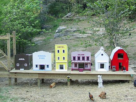 the gallery for gt unusual chicken coop
