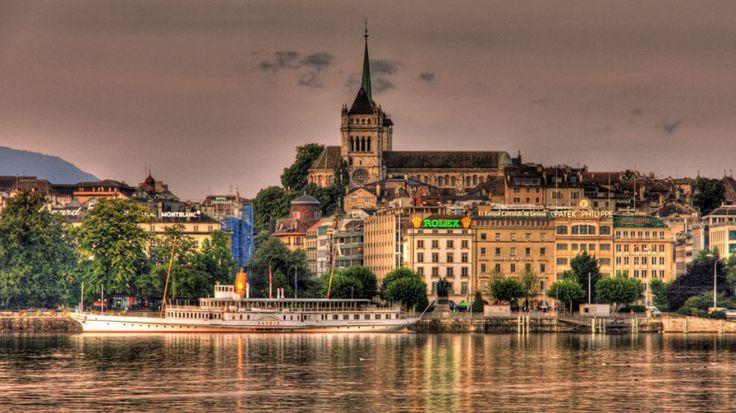 Bilbao – Ginebra (Suiza) desde 57 € (i/v) | Vuelos a 1 euro
