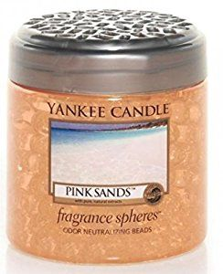 Yankee Candle Fragrance Spheres Pink Sands: Amazon.co.uk: Kitchen & Home
