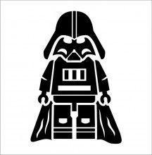 Star Wars Silhouette Clip Art