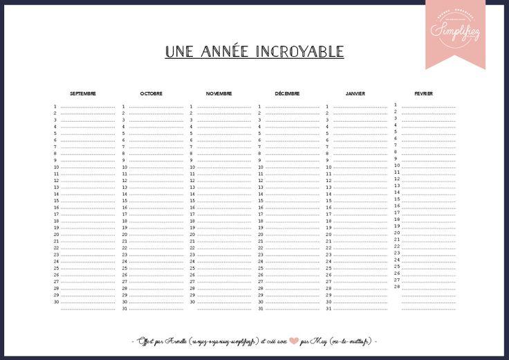 Et hop, je vous propose aujourd'hui un kit complet pour s'organiser au quotidien, et se souvenir des choses essentielles. On a imaginé ce kit pratique avec Armelle. Vous vous...