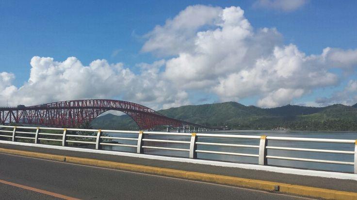 San Juanico Bridge Leyte