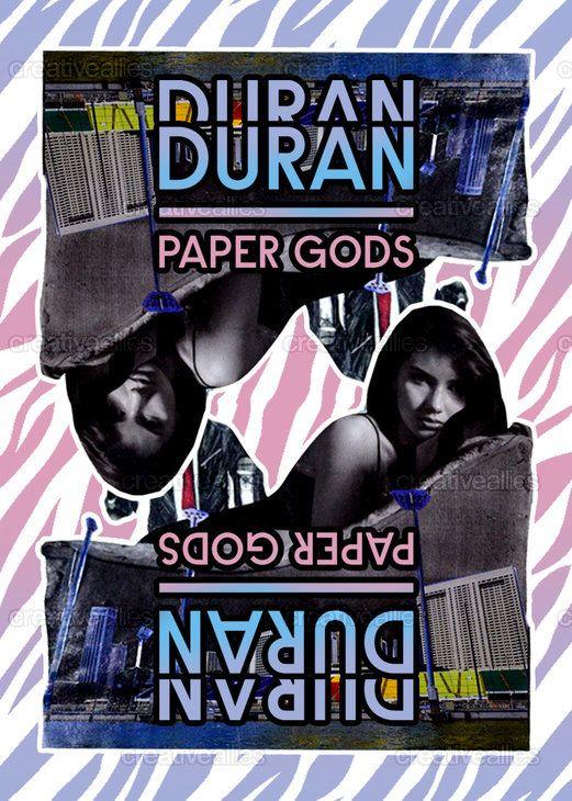 Duran+Duran+Specialty+by+amo++on+CreativeAllies.com