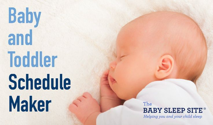 A great baby or toddler nap schedule is key to helping your child sleep through the night, and nap well. Our tool creates custom nap schedules by age.