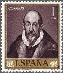 Autorretrato El Greco - 1961