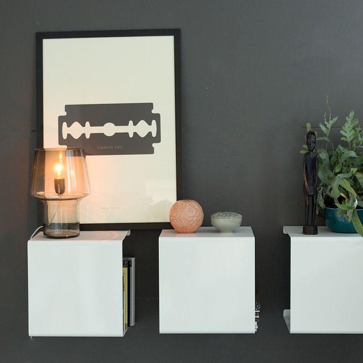 Showcase0 shelves