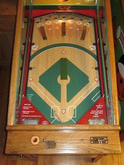 antique pinball machine for sale