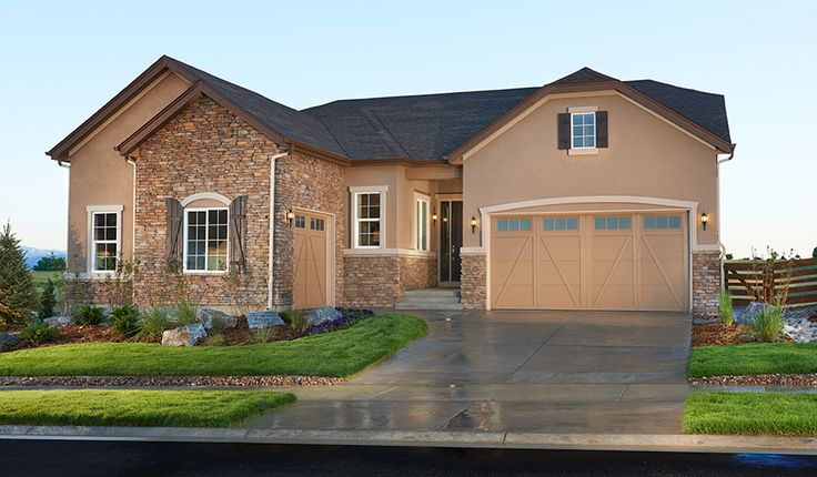 8 best houses for mom dad images on pinterest family homes family houses and house design for Richmond american homes design center denver