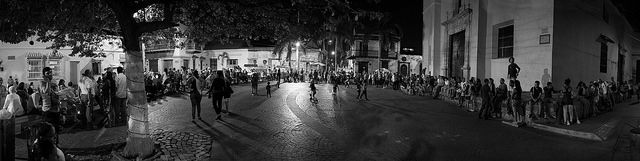 Panorama - Plaza de La Trinidad | Flickr - Photo Sharing!