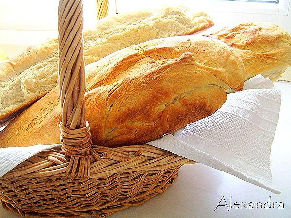 Μα...γυρεύοντας με την Αλεξάνδρα: Ψωμί…ψωμάκι