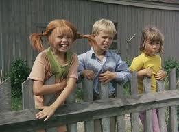 Pippi, Tommy & Anika = memories!