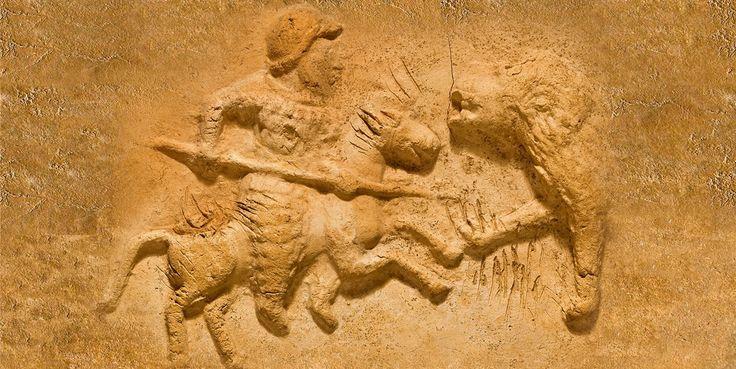 Batalla de Carras. En el año 53 a.C., Marco Licinio Craso se dirigía a Ctesifonte, la capital parta, para conquistarla y convertirse en un victorioso general como sus colegas César y Pompeyo, pero cerca de Carras su ejército fue sorprendido y aplastado por los partos, que acabaron con su vida