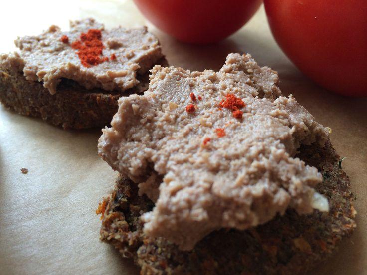kozí syr z vlašských orechov #syr #raw #vegan #bezlepkove #recepty