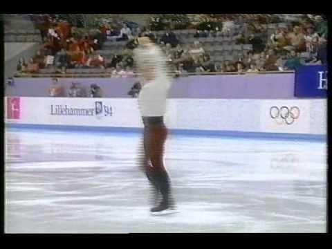 Brian Boitano (USA) - 1994 Lillehammer, Figure Skating, Men's Technical ...