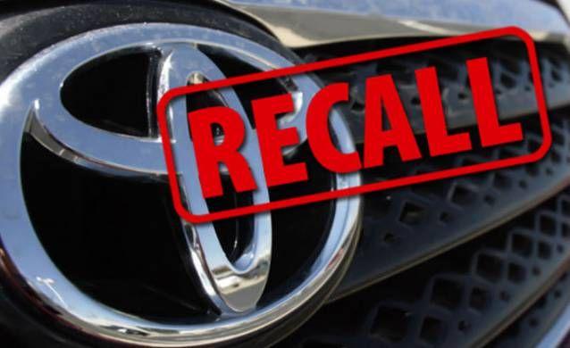 Toyota RAV4 and Lexus Recall Visit >> vod24hr.com
