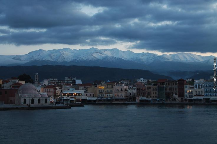 #chania #crete #whitemountains