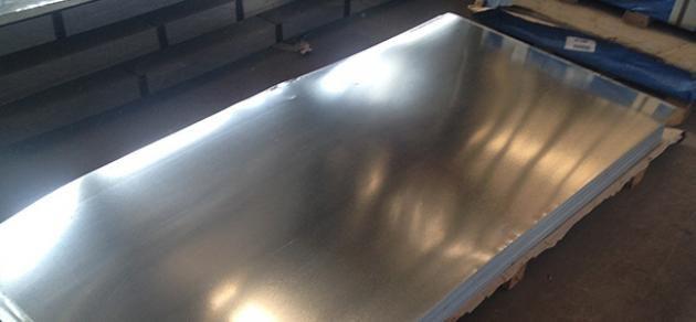 Tabla zincata lisa sau cutata   Duna-steel.ro