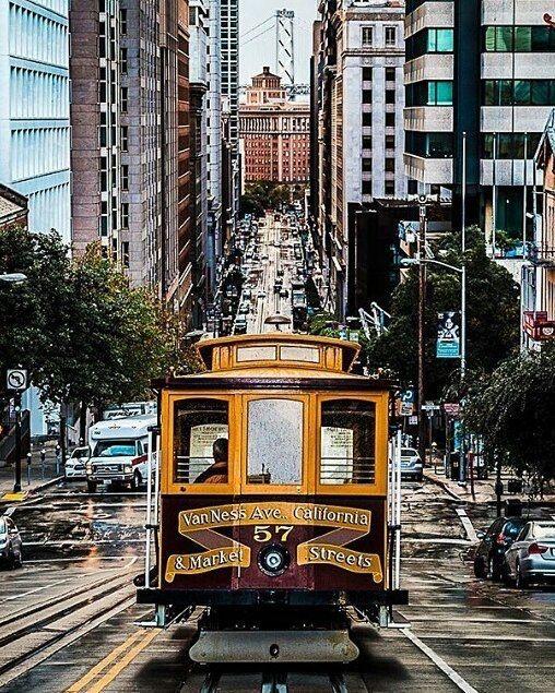 San Francisco #sanfrancisco #sf #bayarea #alwayssf #goldengatebridge #goldengate #alcatraz #california