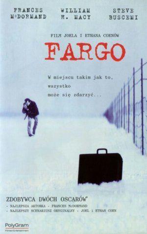 Fargo es una película policial de humor negro estadounidense del año 1996 dirigida, escrita y producida por los hermanos Joel e Ethan Coen. Fue     protagonizada por Frances McDormand, William H. Macy, Steve Buscemi, Harve Presnell y Peter Stormare. La película debe su nombre a la ciudad Fargo,     Dakota del Norte, aunque la mayor parte de la acción se desarrolla en Minnesota.