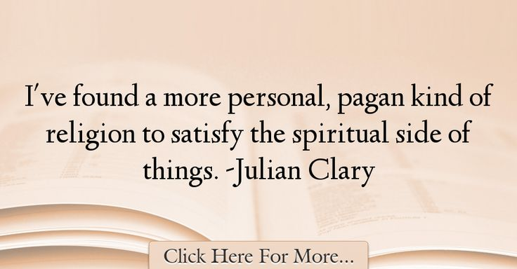 Julian Clary Quotes About Religion - 58843
