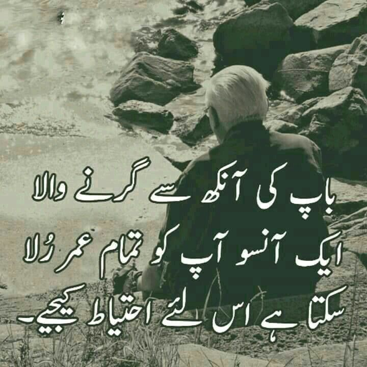 Pin by Af Jabeen on maa & baap امی &بابا   Father quotes