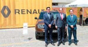 Renault fue parte de la celebración de la Fiesta Nacional de Francia