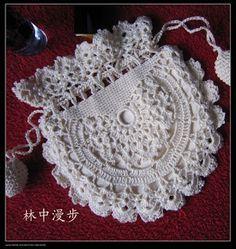 Solountip.com: Souvenirs a crochet-bolsitas tejidas