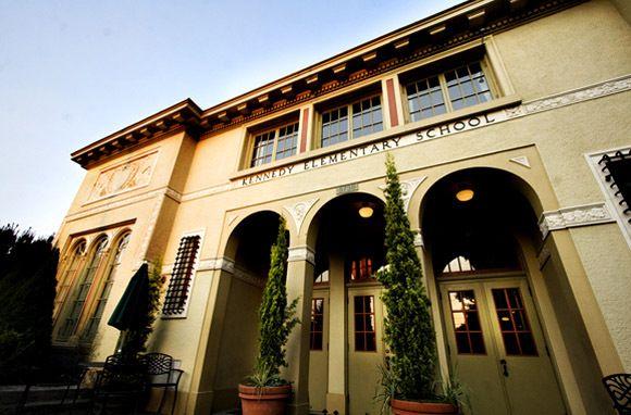 Kennedy School, Portland, Oregon.