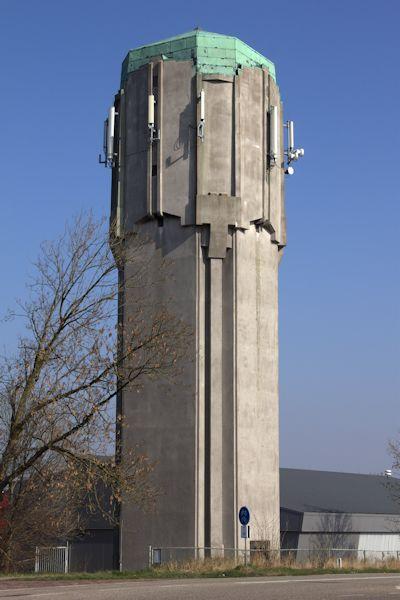Watertoren Sint Philipsland