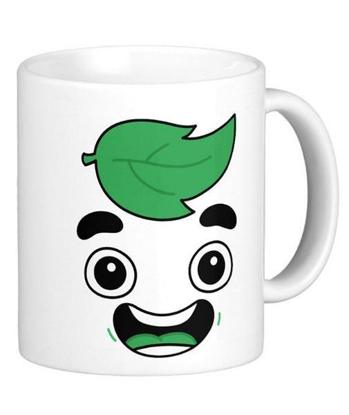 Guava Juice Happy Mug