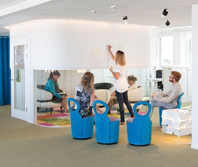 HSB's Stockholm office