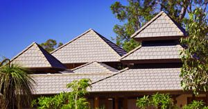 Monier Nullarbor House Terracotta Roof Tile