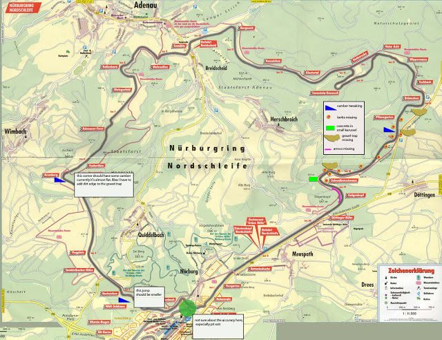 Best Nürburgring Images On Pinterest Race Tracks Car And Cars - Germany map nurburgring
